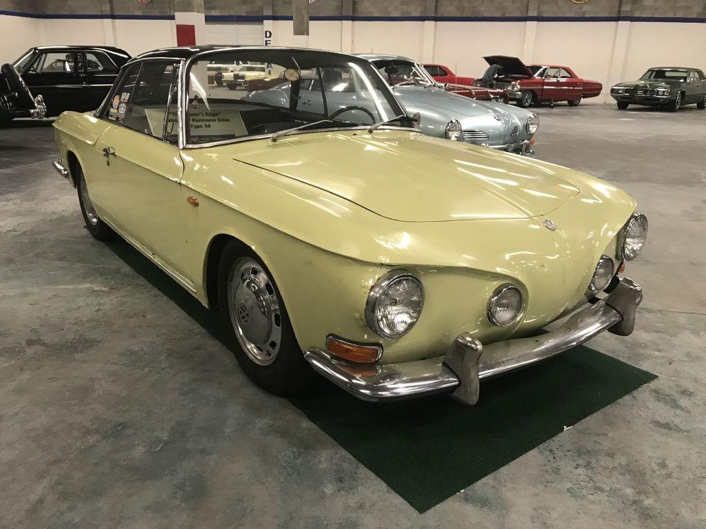 classic car value
