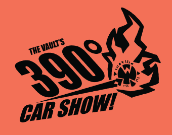 The Vault 390 Car Show